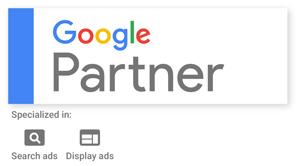 Isola di Comunicazione Google Partner