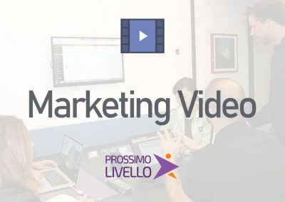 Corso Video Marketing Milano