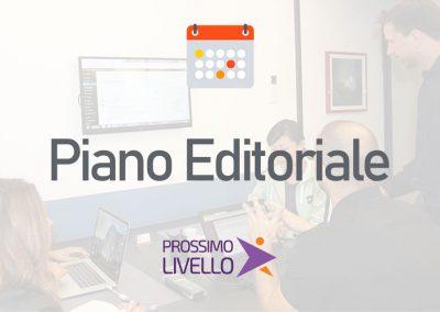 Corso Piano Editoriale Social