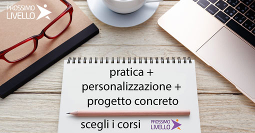 Corsi digital marketing e comunicazione